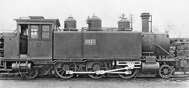 国鉄3400形蒸気機関車