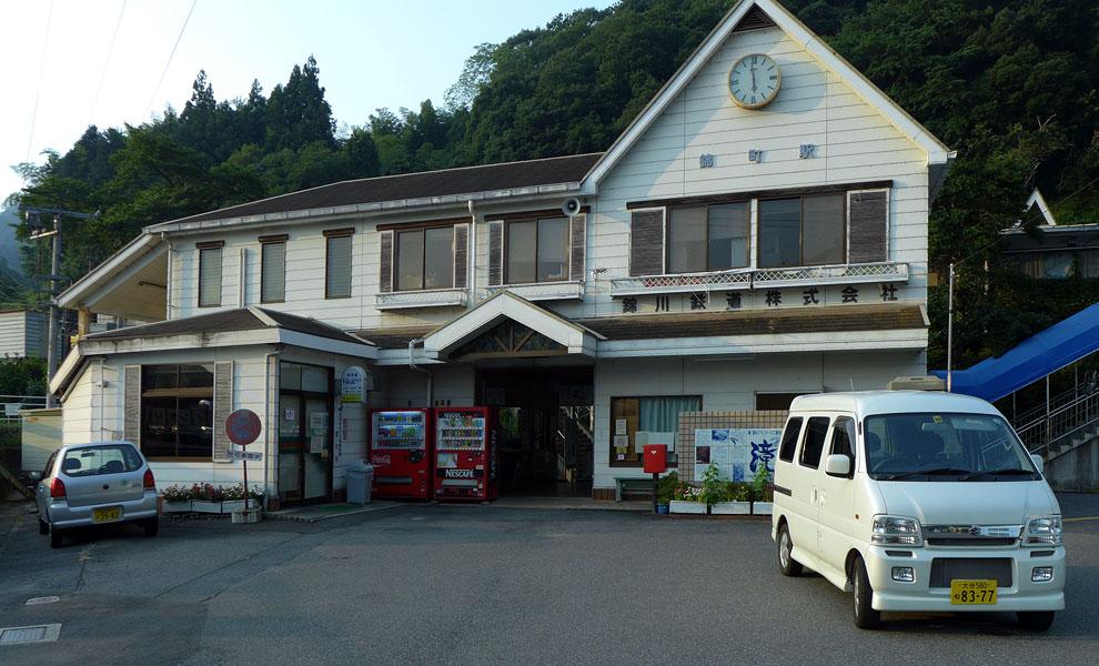 2013.08.13-17 山口県東部車中...